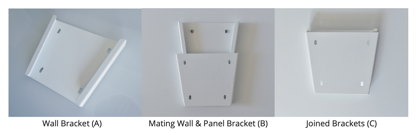 Jigsaw Infrared Heater Mounting System
